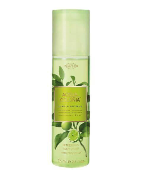 Lime & Nutmeg Refreshing Body Spray