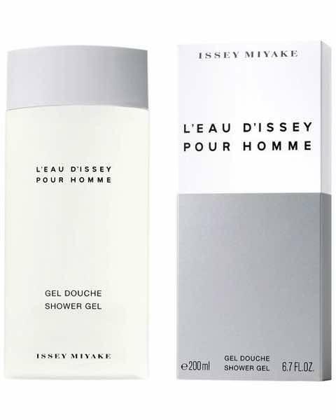 L'Eau d'Issey pour Homme Shower Gel