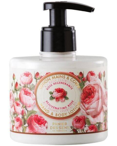 Rose Rejuvenating Rose Hand & Body Lotion