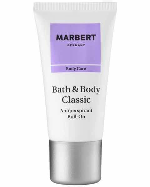 Bath & Body Classic Antiperspirant Roll-on