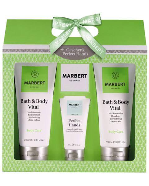 Marbert Bath & Body Vital Set