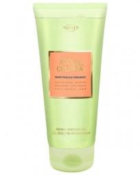 White Peach & Coriander Shower Gel