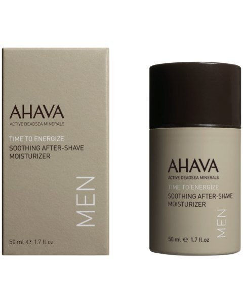 Time To Energize Men Soothing After-Shave Moisturizer