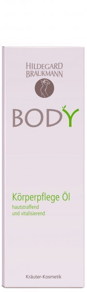 Body Körperpflege Öl