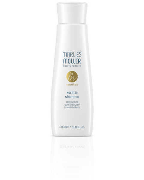 Marlies Möller Specialists Keratin Shampoo Sleek & Shine