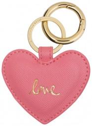 Schlüsselanhänger Bag Charm - Heart