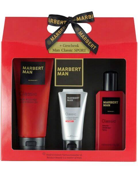 Marbert Man Classic Man Classic Geschenkset