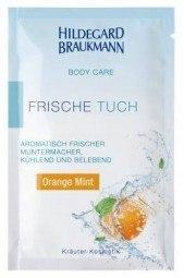 Body Care Frische Tuch – Orange Mint