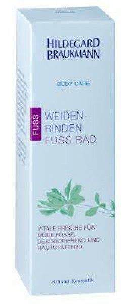 Body Care Weidenrinden Fuss Bad