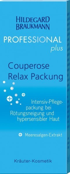 Professional Couperose Relax Packung
