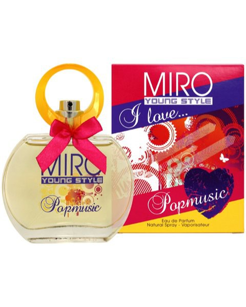 I Love Popmusic Eau de Parfum Spray