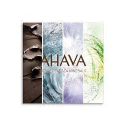 AHAVA – vegane Kosmetik mit Mineralstoffen aus dem Toten Meer