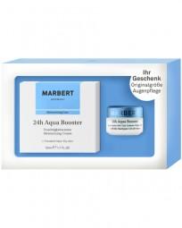 Moisturizing Care 24h Aqua Booster Set Für trockene Haut