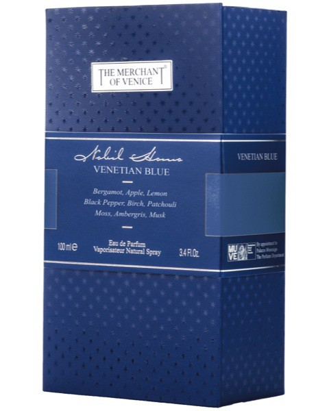 Nobil Homo Kollektion Venetian Blue EdP Spray