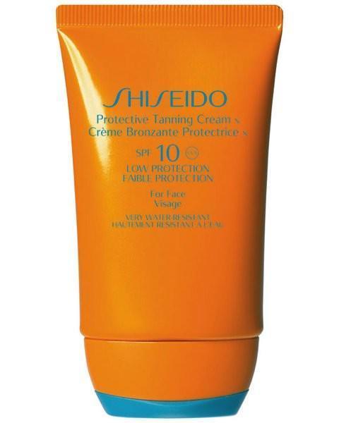 Sonnenschutz Sun Care Protective Tanning Cream N SPF 10