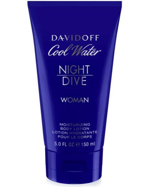 Cool Water Woman Night Dive Body Lotion