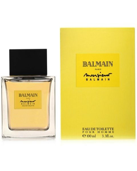 Monsieur Balmain Eau de Toilette Spray
