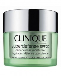 Feuchtigkeitspflege Superdefense SPF 20 Daily Defense Moisturizer Combination Oily-Oily Skin Typ 3,4