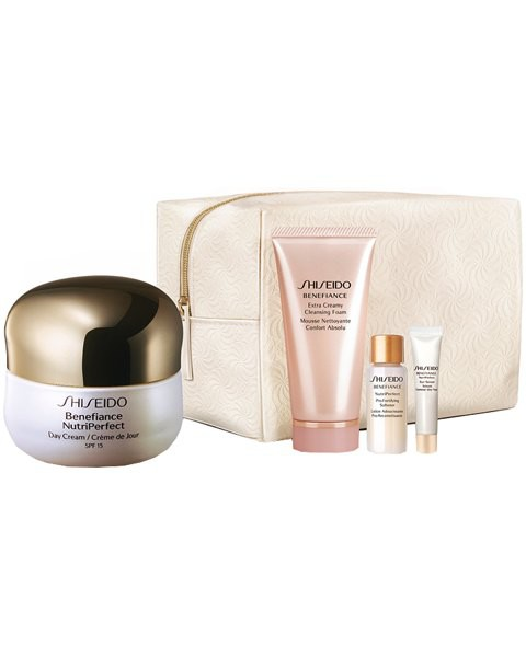 Benefiance Nutri Perfect Day Cream Set