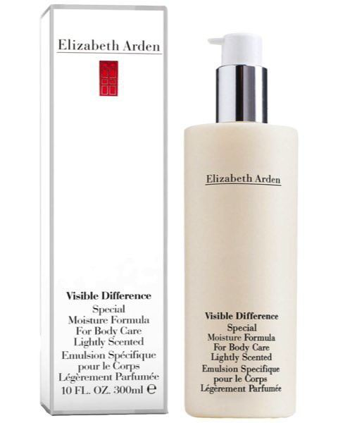 Visible Difference Moisture Body