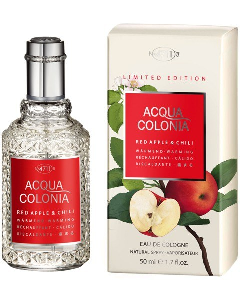Red Apple & Chili Eau de Cologne Spray