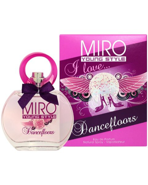 I Love Dancefloors Eau de Parfum Spray