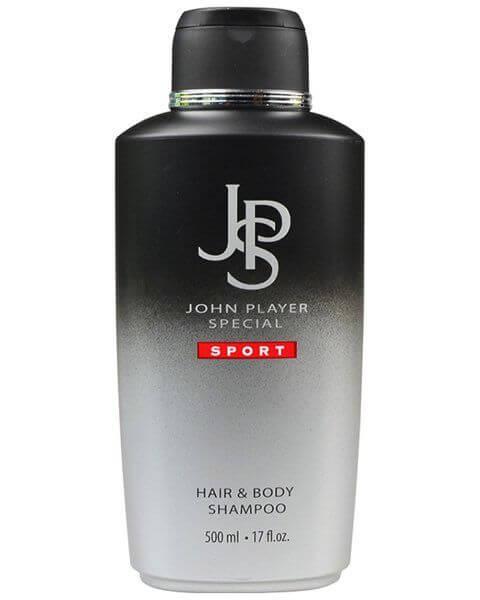 Sport Hair & Body Shampoo