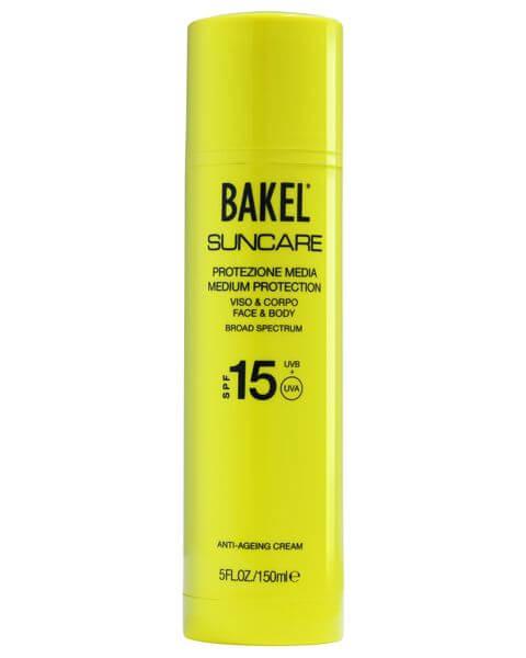 Sonnenpflege Medium Protection Face & Body SPF 15