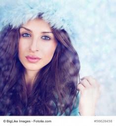 Haarpflege im Winter – Ihr Verwöhnprogramm für trockenes, gereiztes Haar