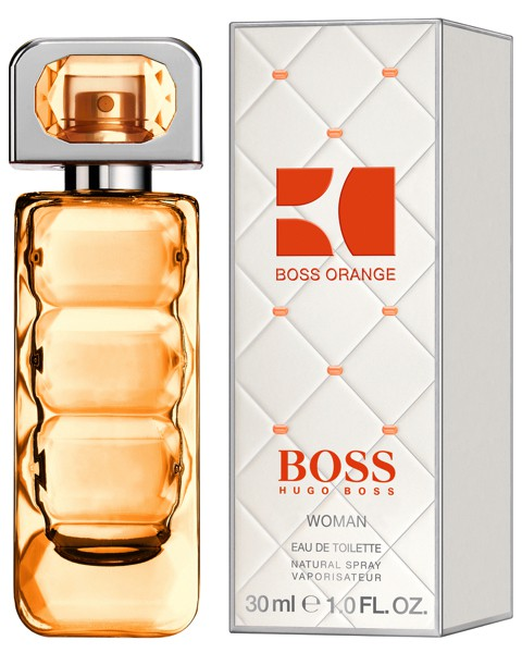 Boss Orange Woman Eau de Toilette Spray