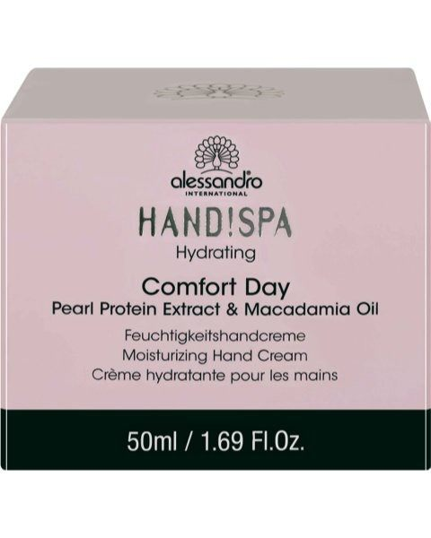Hand!Spa Hydrating Comfort Day