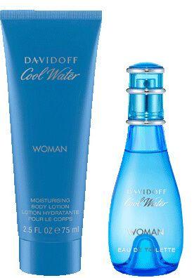 Davidoff Cool Water Woman Geschenkset