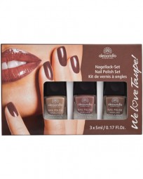 Nagellack We Love Taupe! Nagellack-Set