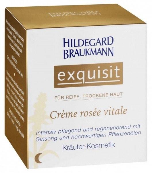 Exquisit Crème rosée vitale