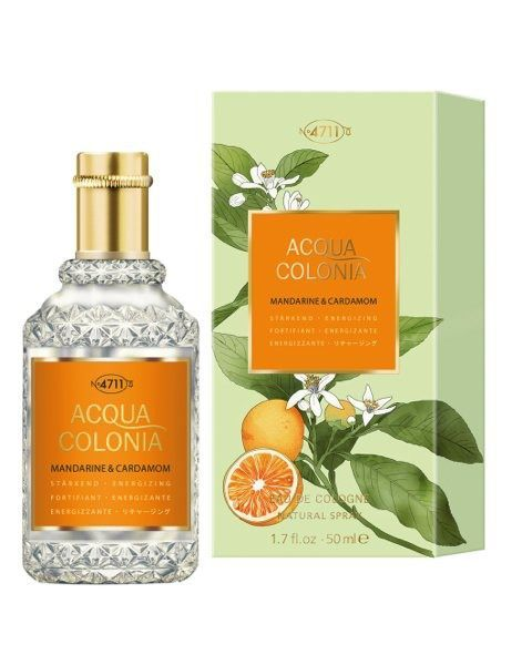 Mandarine & Cardamon Eau de Cologne Spray