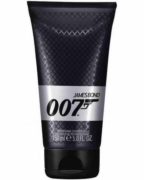 James Bond 007 Refreshing Shower Gel