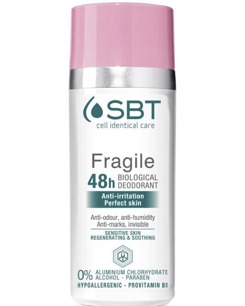 Fragile 48h Biological Deodorant, Anti-Irritation