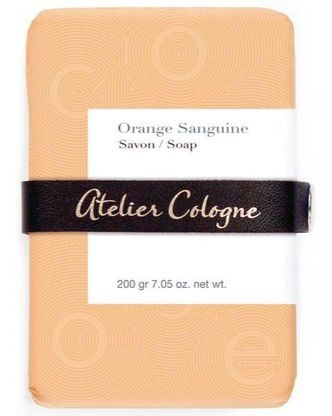 Orange Sanguine Savon
