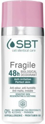 Fragile 48h Biological Deodorant, Anti-Irritation