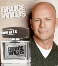 Bruce Willis - vom Actionheld zum Duftheld
