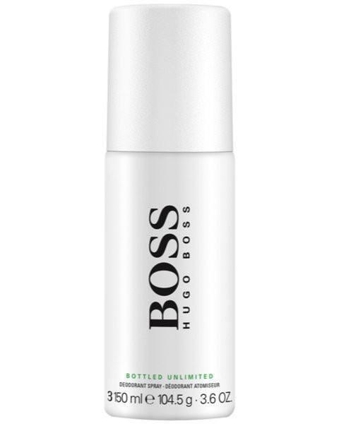 Boss Bottled Unlimited Deo Spray