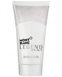 Legend Spirit Shower Gel