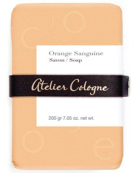Orange Sanguine Savon