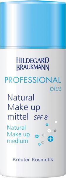 Professional Natural Make up SPF 8 mittel