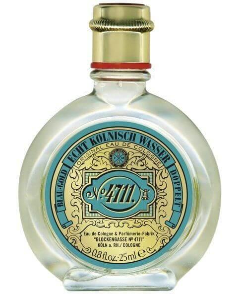 Echt Kölnisch Wasser EdC Uhrenflasche Schüttflakon