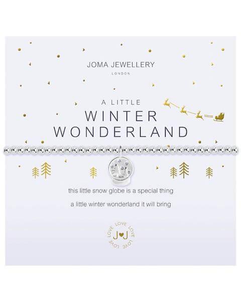 Armbänder A Little - Winter Wonderland