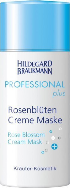 Professional Rosenblüten Creme Maske