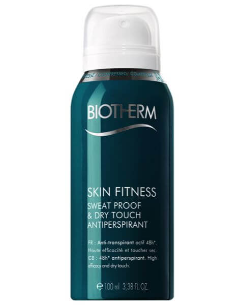Körperpflege Skin Fitness Deo Spray