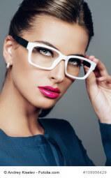 Make-up Tipps für Brillenträger