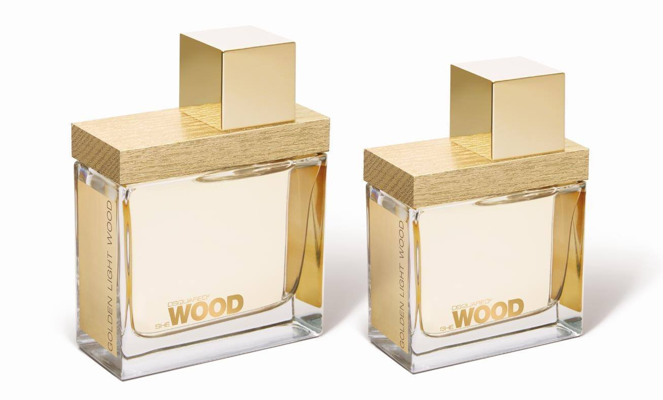 Golden Light Wood